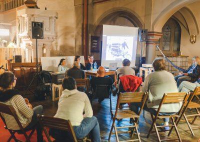 Vortrag Nachhaltige Mobilität mit VeloKitchen