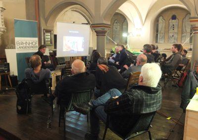 Vortrag Community Fabrication mit Niels Boeing