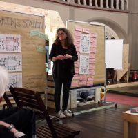 Planspiel zur Nachnutzung der Lutherkirche