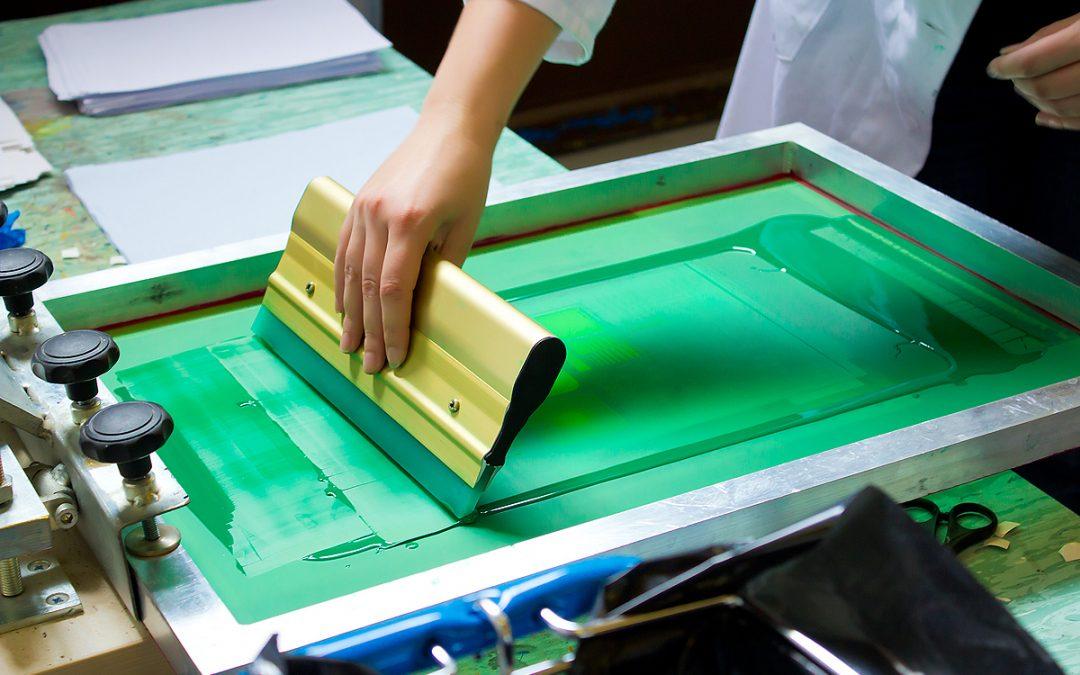 Siebdrucklabor- Offene Siebdruckwerkstatt im LutherLAB