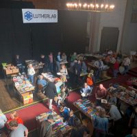 2. Bücherbörse im LutherLAB
