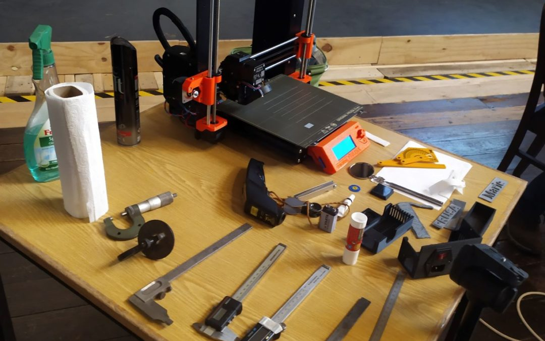 3-D-Druck Workshop